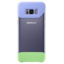 Genuine Original Samsung Galaxy S8 Plus 2 Piece Back Cover - Violet