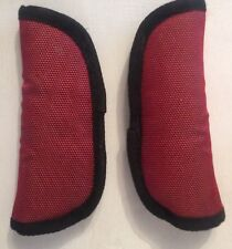 Quinny Buzz SHOULDER / CHEST HARNESS PADS / FREE POSTAGE  - RED