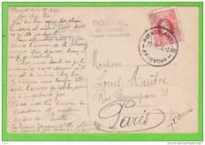 Sur CP - ARGENTINE - 1 timbre - Buenos Aires 17-11-1926