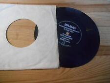 """7"""" Werbe BRAVO Goldene Otto Sieger 68 disc only"""