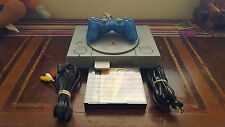 Sony PlayStation Gray Console (SCPH-5501) + Parasite Eve