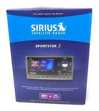 New ListingSirius Sportster 5 Satellite Radio Receiver & Vehicle Kit Sp5Tk1R. New