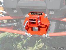 Polaris RZR XP 1000 XP1K Turbo XP Rear Receiver Hitch Trailer Hitch Orange