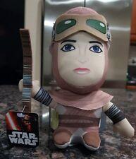 Star Wars: The Force Awakens Super Deformed Plush: Rey, episode 7 *BRAND NEW*