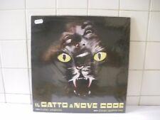 Ennio Morricone  Il gatto a nove code  2015  LP 33 Giri (BXB60)