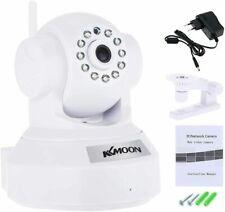 KKmoon 720P HD H.264 Cmara 1MP PnP P2P AP Pan Tilt IR WiFi IP Webcam Networ
