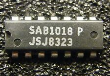 SAB1018P Fixed-Modulus Frequency Divider 256:1, 950MHz, Valvo