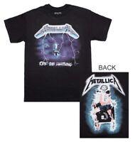 Metallica Ride the Lightning T-Shirt - X-Large