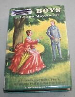 Jo's Boys by Louisa May Alcott HB DJ Vintage c1957