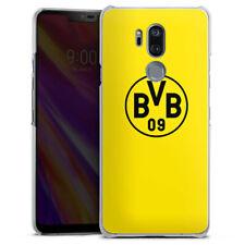 LG G7 ThinQ Handyhülle Case Hülle - BVB Gelb