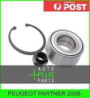 Fits PEUGEOT PARTNER 2008- - Front Wheel Bearing 42x82x36