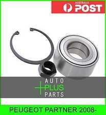 Fits PEUGEOT PARTNER 2008- - Front Wheel Bearing 42x82x36