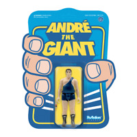 "Super7 Andre The Giant - Singlet 3.75"" ReAction Figure"
