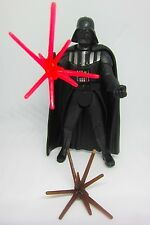 Star Wars Prototype UNPRODUCED Darth Vader Bespin Duel CD Rom Deluxe Toy Figure