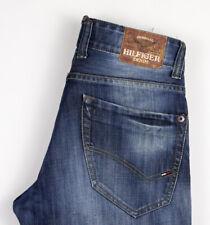 Tommy Hilfiger Herren Rogar Missouri Vintage Jeans Größe W30 L30 ALZ895