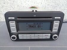 Volkswagen VW Passat Touran Golf RCD 300 Stereo CD MP3 Player RCD300 with CODE
