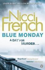 Blue Monday: A Frieda Klein Novel (1) by Nicci French (Paperback, 2012)
