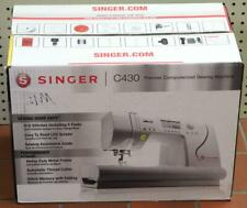 NEW - Singer C430 Premier Computerized Sewing Machine