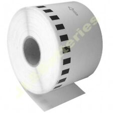6 x 62mm CONTINUOUS ROLL Only DK22205 QL500 QL 550 560 Brother DK-22205 Labels
