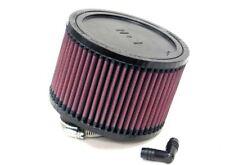 "RA-0470 K&N Universal Rubber Filter 2-1/16""O/S FLG, 6""OD, 4""H; RU TP,V"