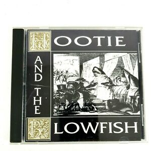 HOOTIE and the BLOWFISH Kootchypop CD EP Rare 1993 Fishco No UPC Rusty Harmon