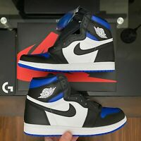 Nike Air Jordan 1 Retro High Royal Toe – Men's US 11.5 | Deadstock