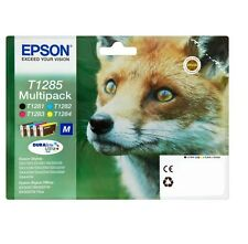 Epson T1285 4 Pack T1281 T1282 T1283 T1284