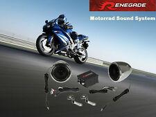 Renegade 100C  Motorrad Quad Trike Roller Soundsystem