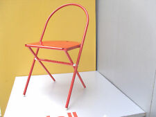 n.1 sedia pieghevole Malobbia,Kartell,arredamento,Quattrifolio,vintage