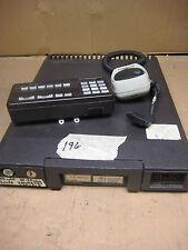 Motorola Syntor X9000 Two Way Radio T71kxj7j04ak With Hcn1041c Control Head Amp Mic