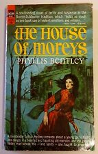 THE HOUSE OF MOREYS Phyllis Bentley Vintage ACE STAR Paperback Book Gothic 092