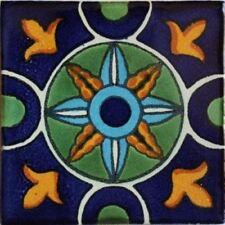 4.2x4.2 9 pcs Romini Talavera Mexican Tile