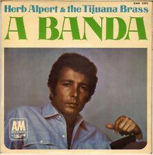 """HERB ALPERT & TIJUANA BRASS """"A BANDA"""" 60'S EP A&M 1003"""