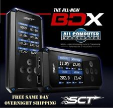 Sct Bdx Tuner Flash Programmer 2012 Ford Expedition 5.4L and other models 11-14