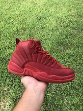 Jordan Gym Red Retro 12 Size 8.5 No Box