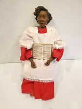 """Cassie & Bible"" Dl33G Daddy Long Legs, 16"" Box & Certificate."