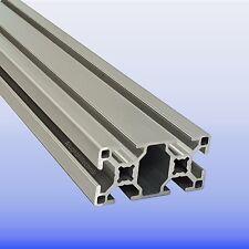 Alu - Profil 30 x 60 Nut 8 Bosch - Raster Aluminiumprofil Nutprofil - eloxiert