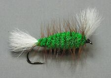 Green Machine Bomber - Size 4 - Atlantic Salmon and Trout Fly