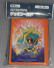 Japanese Pokemon Official Marshadow Card Sleeves (64 pcs)