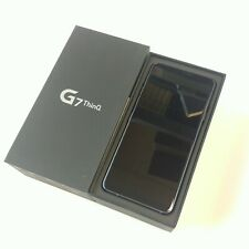 Mint Condition LG G7 ThinQ LGG710PM - 64GB - Platinum Gray (Sprint)