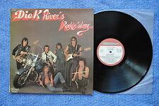 DICK RIVERS / LP MUSIDISC 30 CV 1360 / 1970 Réédition 1974 ( F )