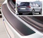 VW TIGUAN AD1 - estilo Carbono Parachoques trasero PROTECTOR