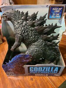 """2019 New MIB Jakks Pacific Godzilla King of the Monsters 20"""""""