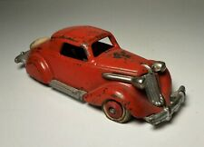 HUBLEY - #2202 - 1934 Red Studebaker Two Door Coupe Take Apart 5""