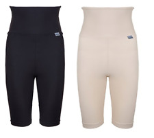 Proskins Ladies SLIM Jill Cooper High Waisted Cycle Shorts UK 8 / 10 *SALE*