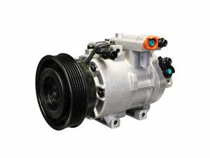 Denso New w/ Clutch A/C Compressor fits Kia Forte 2010-2013 23RDJZ