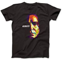 Alan Rickman T-Shirt 100% Premium Cotton