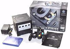 Console Came Cube Set Game boy Player AC/AV Adaptator Nintendo System Japan