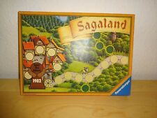 Sagaland von Ravensburger - braune Ausgabe - Spiel des Jahres 1982 - TOP