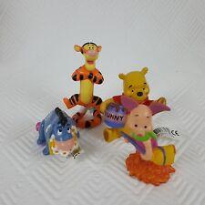 Applause Disney Winnie The Pooh PVC Figures Toys Tigger Piglet Eeyore Pooh New